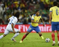 Ecuador aparece en nueva posición del ranking FIFA