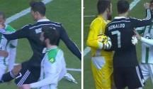 Ronaldo expulsión