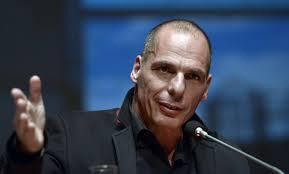 Ministro de economia de Grecia