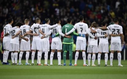 Real Madrid se solidariza con las víctimas de Ecuador en duelo de Liga