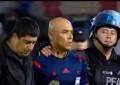 CASI LO LINCHAN: Omar Ponce salió resguardado en Argentina