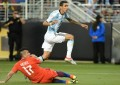 Copa América: Argentina vence 2-1 a Chile y Panamá se impone 2-1 ante Bolivia