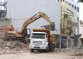 La Fiscalía frenó la demolición de la clínica San Antonio