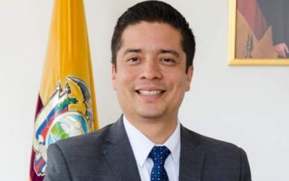 Juan Carlos Parra se integra a Mipro como nuevo viceministro