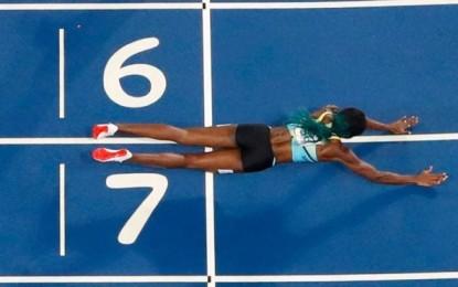 Atletismo Río 2016: Shaunae Miller, la corredora de Bahamas que ganó el oro olímpico en 400 metros con un clavado
