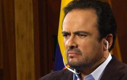 Paúl Carrasco, el segundo precandidato presidencial de 'La Unidad'