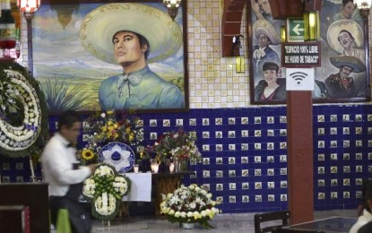 México rendirá homenaje a Juan Gabriel el próximo lunes