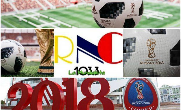 RNC La Mundialista 103.3